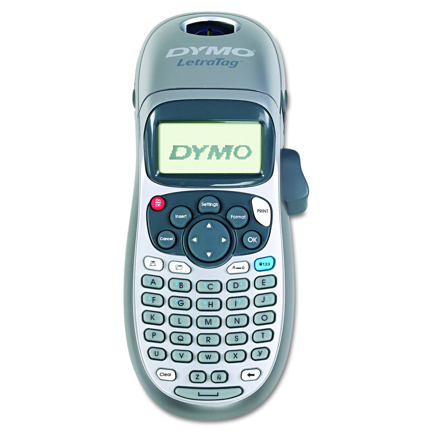 DYMO LetraTag LT-100H Handheld Label Maker for Office or Home (21455) by DYMO