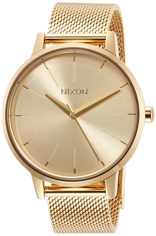 [ニクソン]NIXON 腕時計 KENSINGTON MILANESE NA1229502-00 レディース 【正規輸入品】 B0792CG9RF