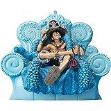 Bandai One Piece 20 aniversario Diorama–Figura Monkey D. Luffy - Modelo n. 17753