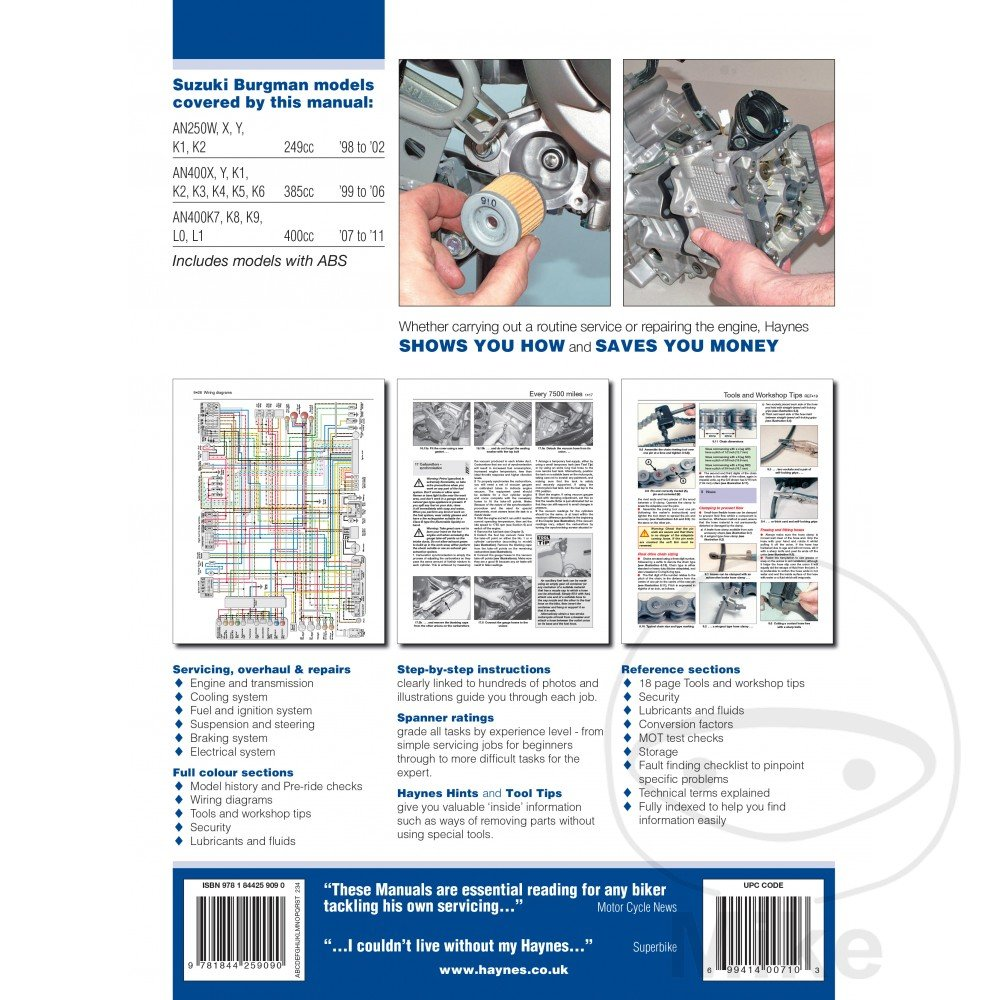 Superb Reparaturanleitung 4909 Fur Motorroller Von Haynes Amazon De Auto Wiring 101 Archstreekradiomeanderfmnl