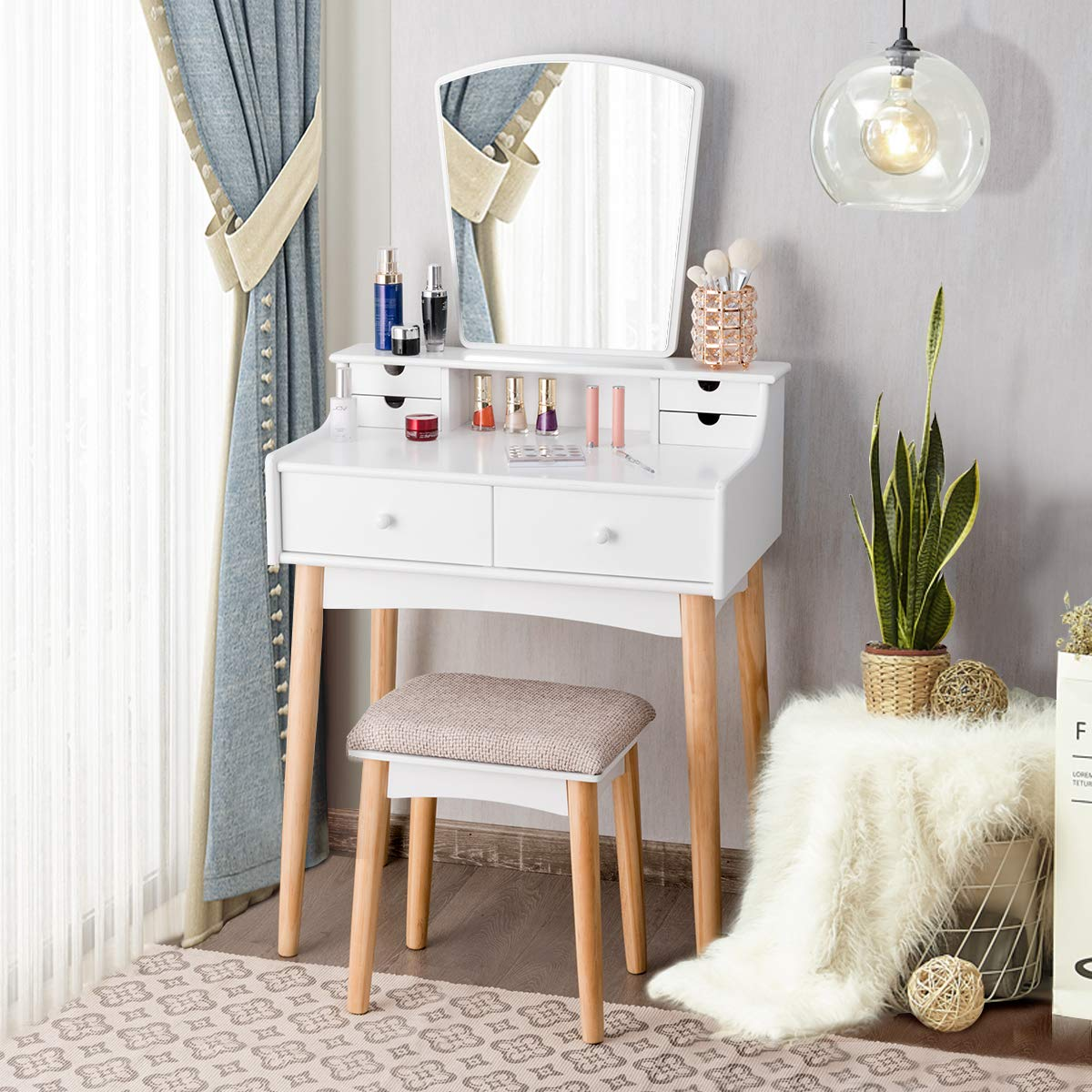CHARMAID Small Dresser for small spaces