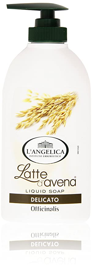 L Angelica – Leche de Avena, Jabón Líquido delicada ...