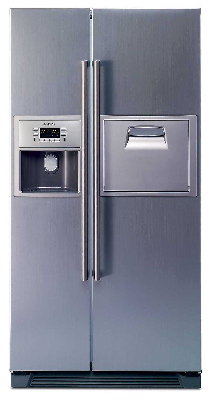 Kühlschränke Mit Eiswürfelbereiter siemens ka60na45 side by side a kühlen 356 l gefrieren 161