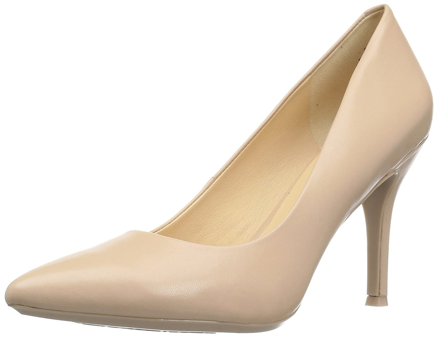 Nine West Women's FIFTH9X Fifth Pointy Toe Pumps B01MXTOIAL 8.5 B(M) US|Light Natural Leather