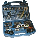 Makita p-67832 101 Piece accessory kit in plastic case Impact Drill Driver Bit Set
