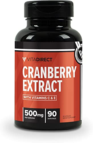 VitaDirect Cranberry Cranberry Supplement