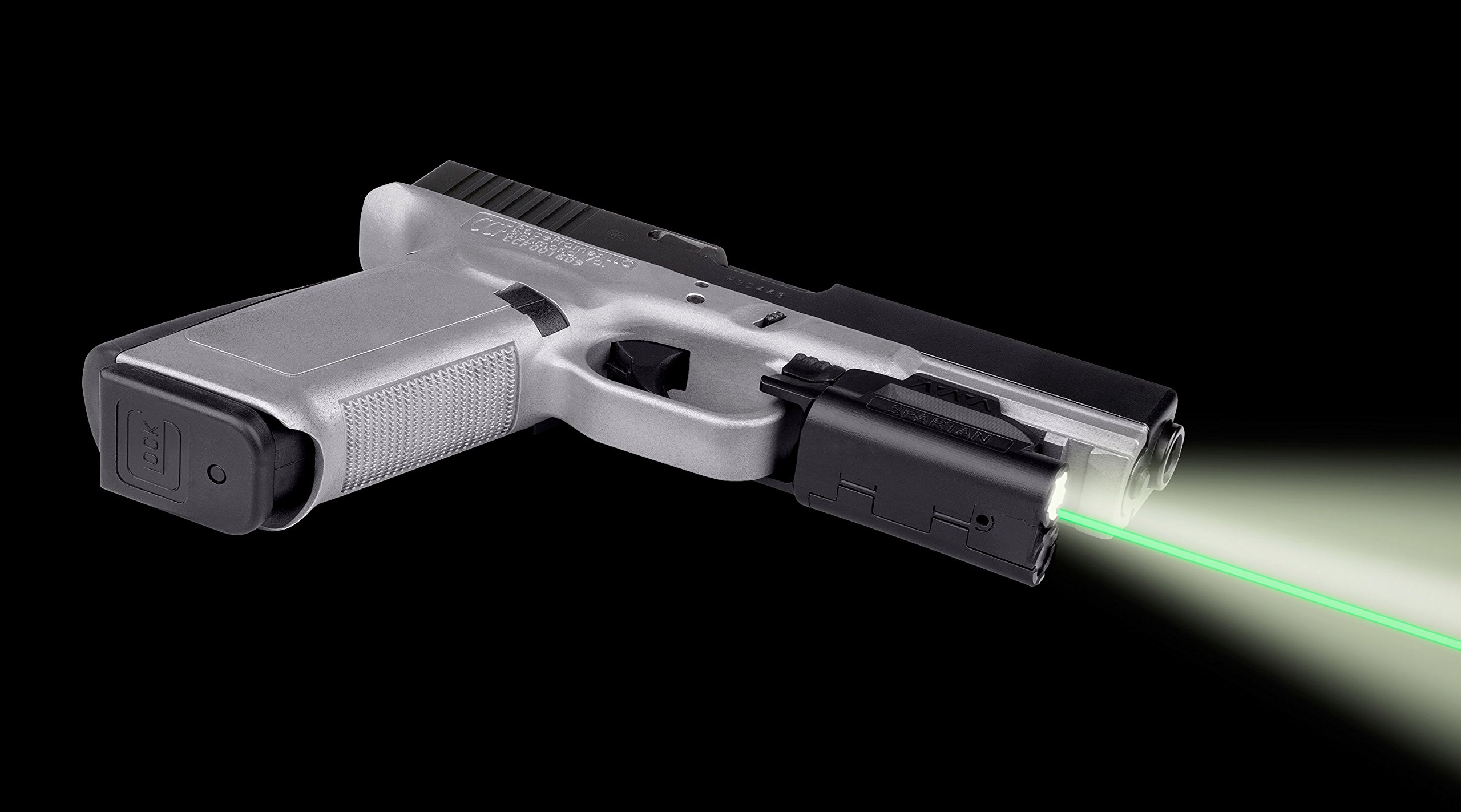 LaserMax Rail Mounted Light/Laser (Green) Requires at least 1 3/4 of rail space by LaserMax (Image #4)