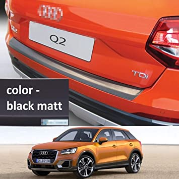 Car Rear Bumper Guard Full Protect Compatible to Audi