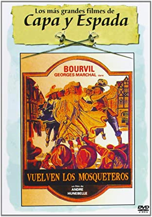 Pack Cine Aventuras [DVD]: Amazon.es: Georges Marchal, Bouvril ...