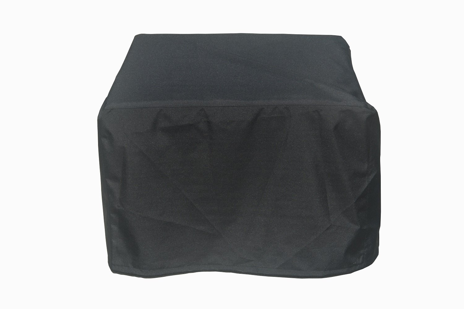 Direct Wicker Patio Ottoman and Side Table Cover - Durable and Water Resistant Outdoor Furniture Cover (Medium-20.8x20.8x16.9inches)