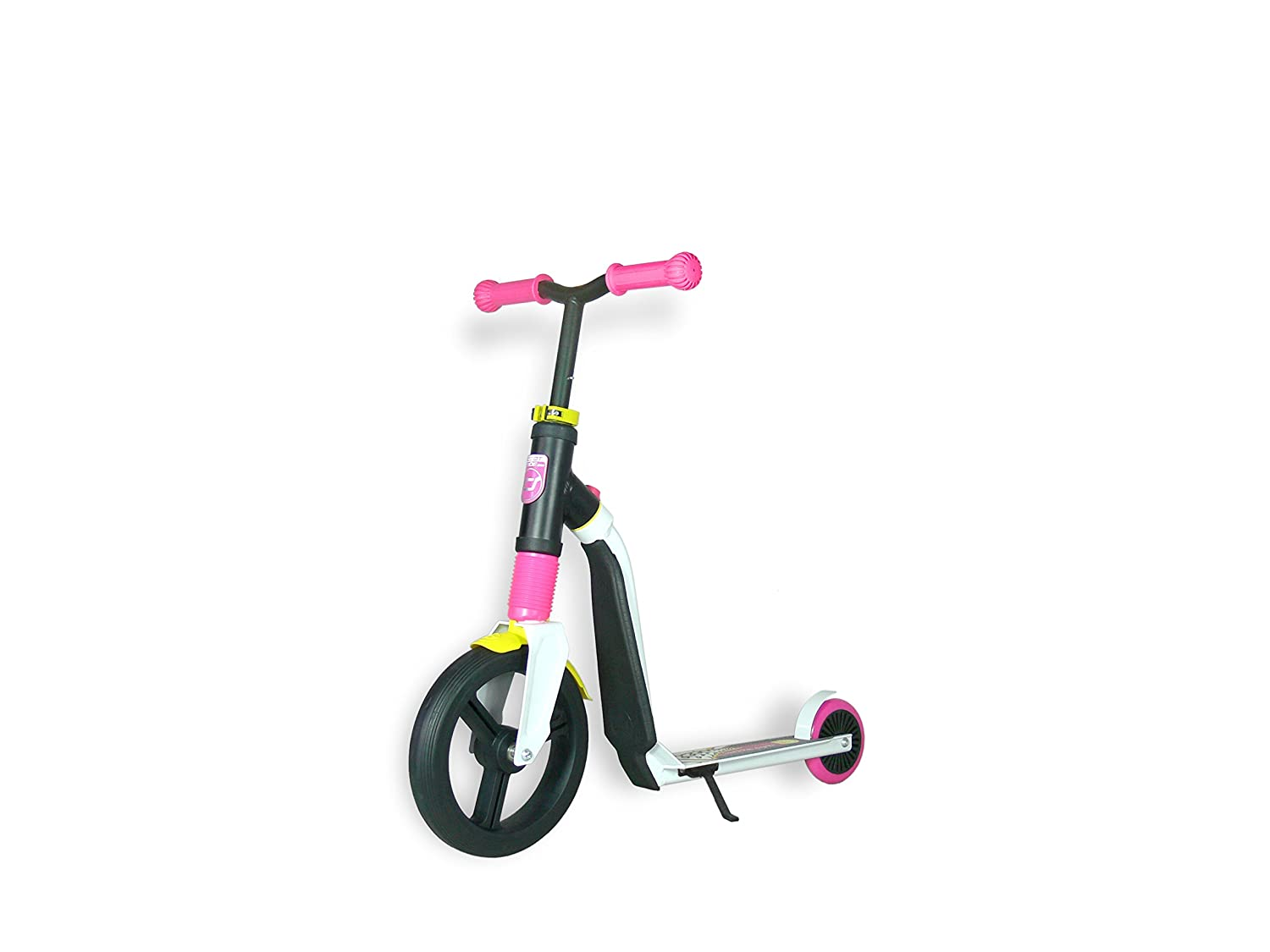 Scoot & Ride Junior Rosa (2en1 Patinete + Bicicleta de ...