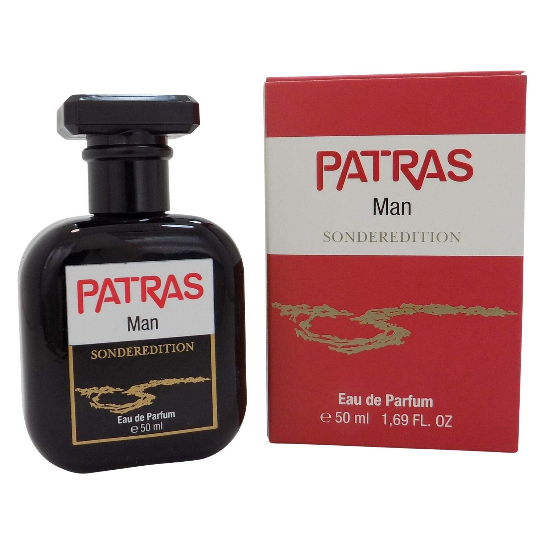 DDR Kultduft: PATRAS MAN Eau de Parfum Spray 50 ml