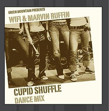 Cupid shuffle (radio version) — cupid   last. Fm.