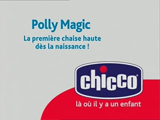 Chicco Puériculture Chaise Haute Polly Magic Baby Sketching Amazon