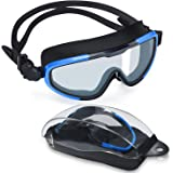 Letsfit Swim Goggles, No Leaking Anti-Fog...