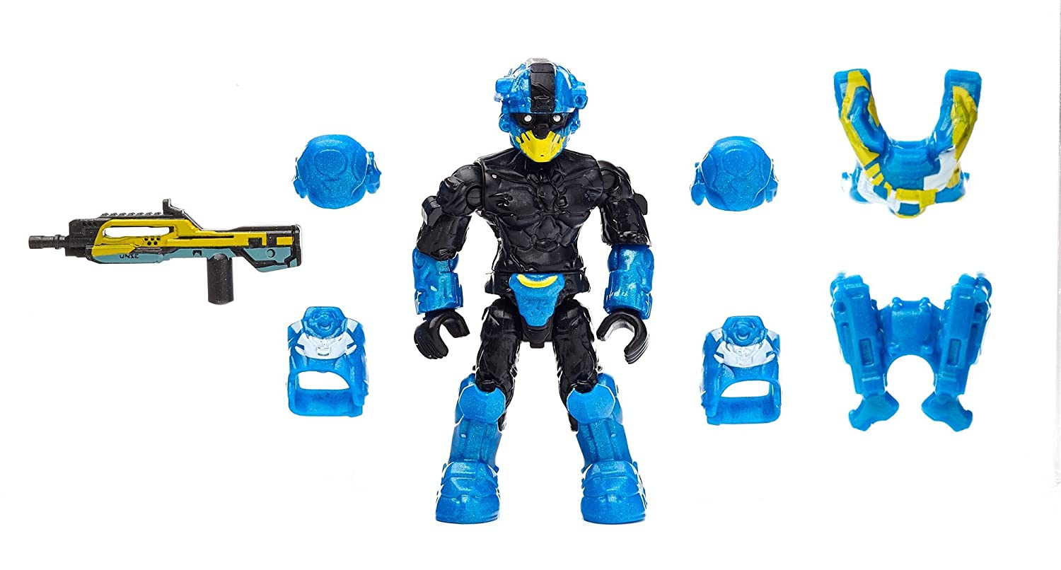 Amazon.com: Figura de acción Halo Heros, Spartans ...