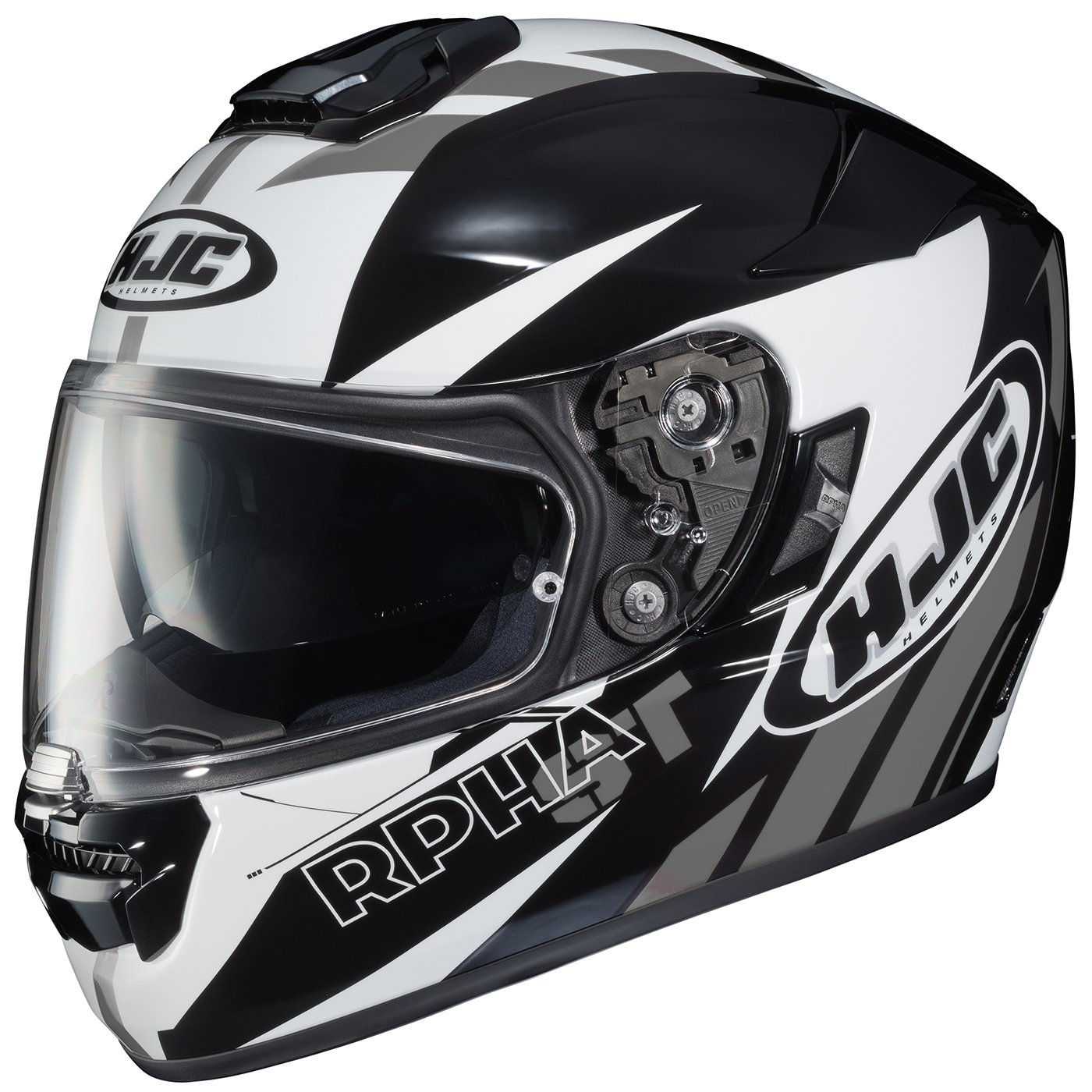 HJC Helmets 1604-952 RPHA-ST Rugal Full-Face Motorcycle Helmet (MC-5, Small)