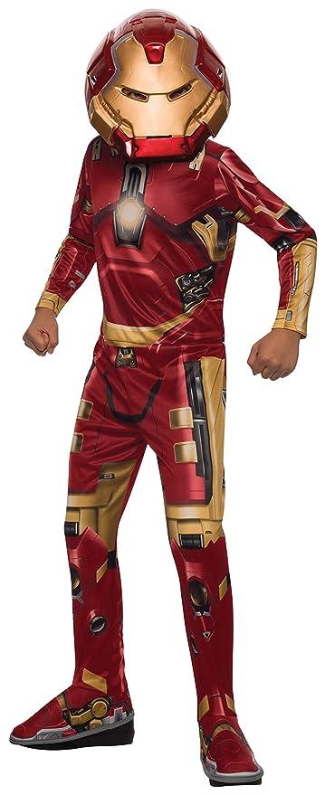 Rubies Costume Avengers 2 Age of Ultron Childs Hulk Buster (Iron Man) Costume, Small