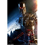 Sideshow Collectibles SS300157 Terminator T-800 Endoskeleton Maquette