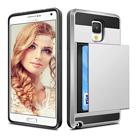 3 opinioni per Samsung Galaxy Note 3 Cover,Coolden® Shock-Absorption Anti-Scratch Armor Soft