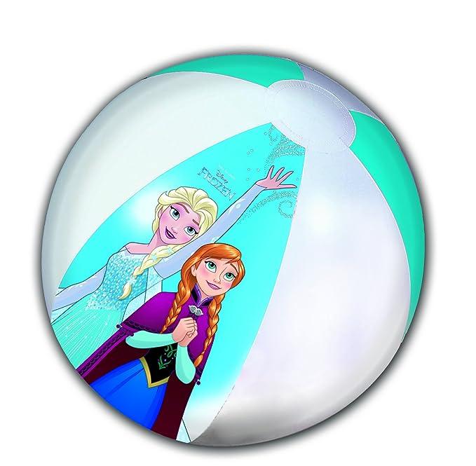 GIM - Disney Princess - Balón de Playa Hinchable - Frozen, 871 ...