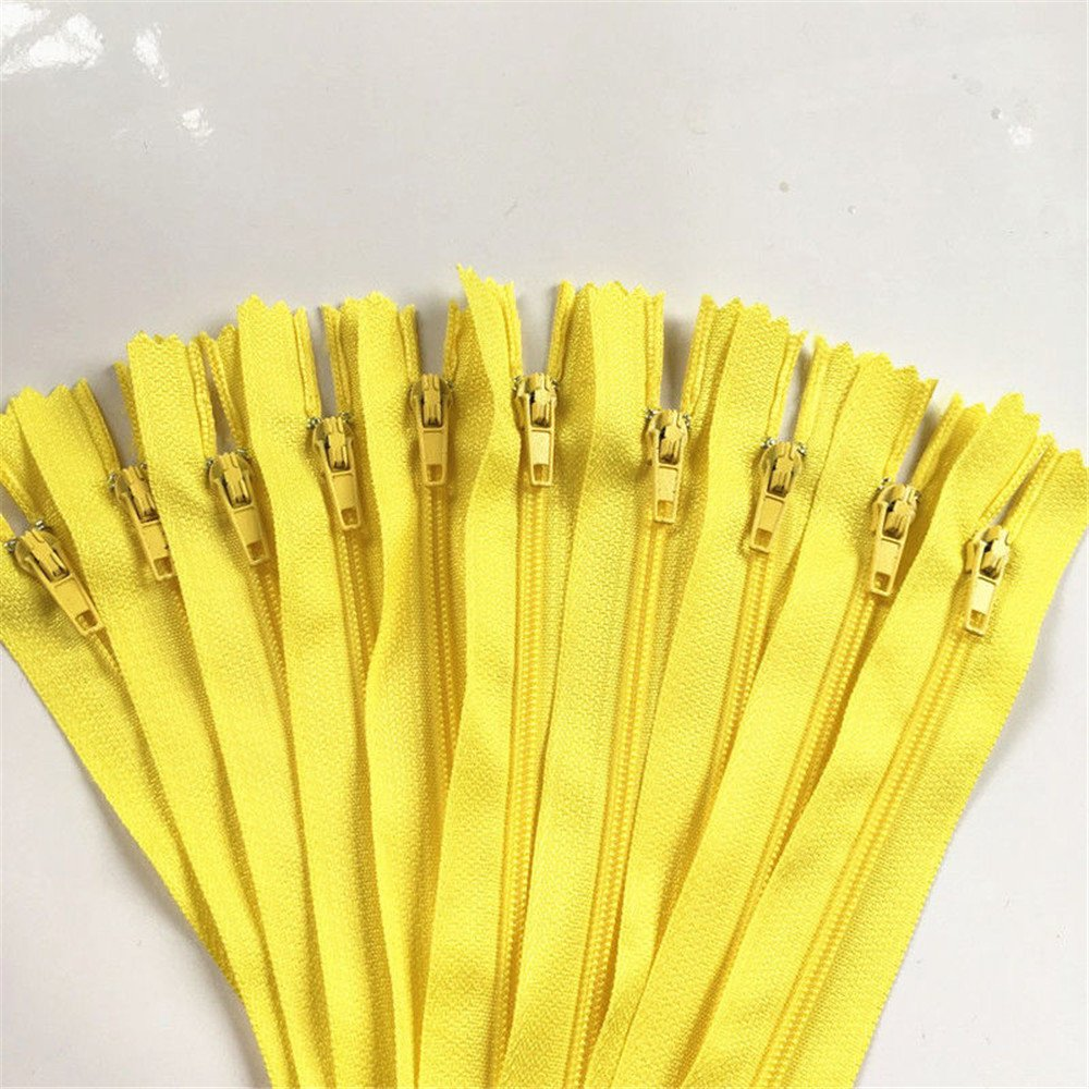 Grass Green Nylon Coil Zippers Tailor Sewer Craft Crafters /&FGDQRS 8 Inch WKXFJJWZC 60Pcs 20cm