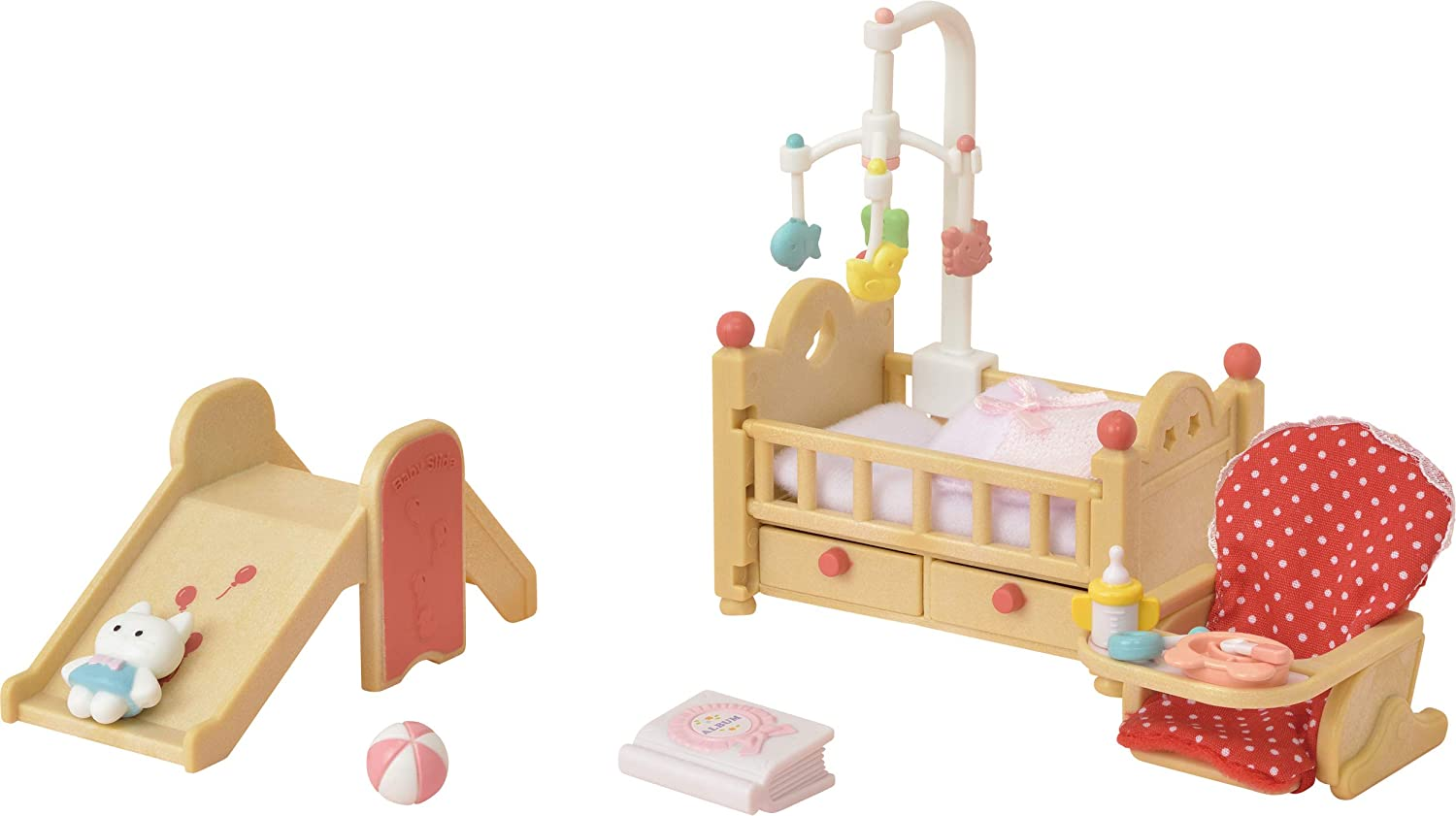 Calico Critters Baby Nursery S...