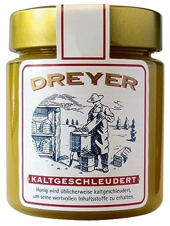 Dreyer - Honig kaltgeschleudert - 500g: Amazon.de: Lebensmittel ...