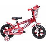 "Disney Cars Chrome EVO Vélo Enfant Rouge 16"""