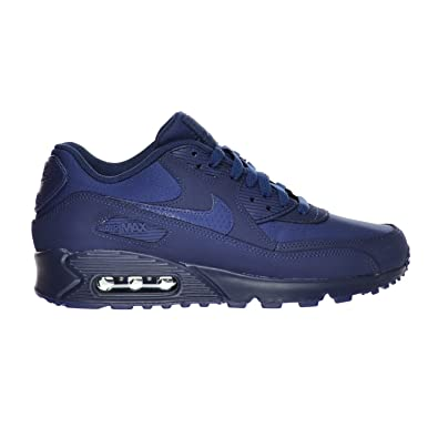 Nike Air Max 90 Essential Men's Shoes Midnight Navy 537384-412 (12 D(