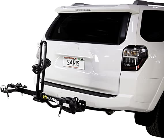 Saris Freedom Bike Hitch and Spare Tire Car Rack Mount