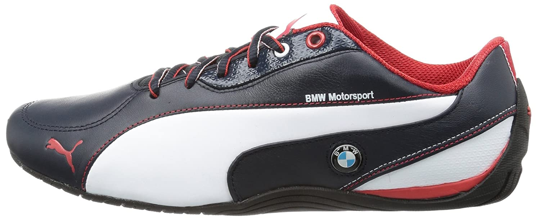 Puma Drift Cat 5 BMW L, basket homme - Bleu - Blau (bmw team blue-white-ribbon red 02), 42.5 EU