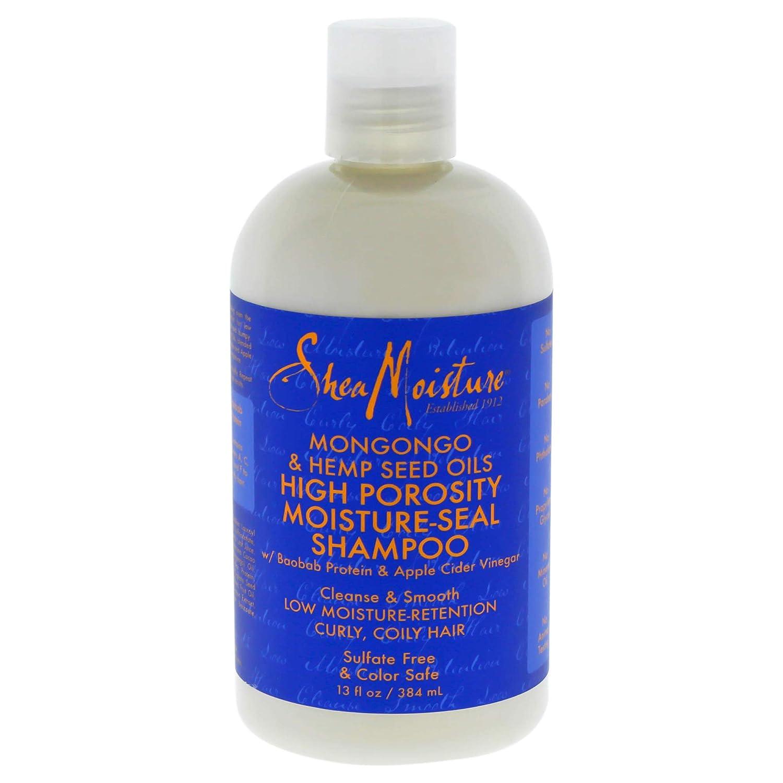 Shea Moisture Mongongo & Hemp Seeds oils Shampoo