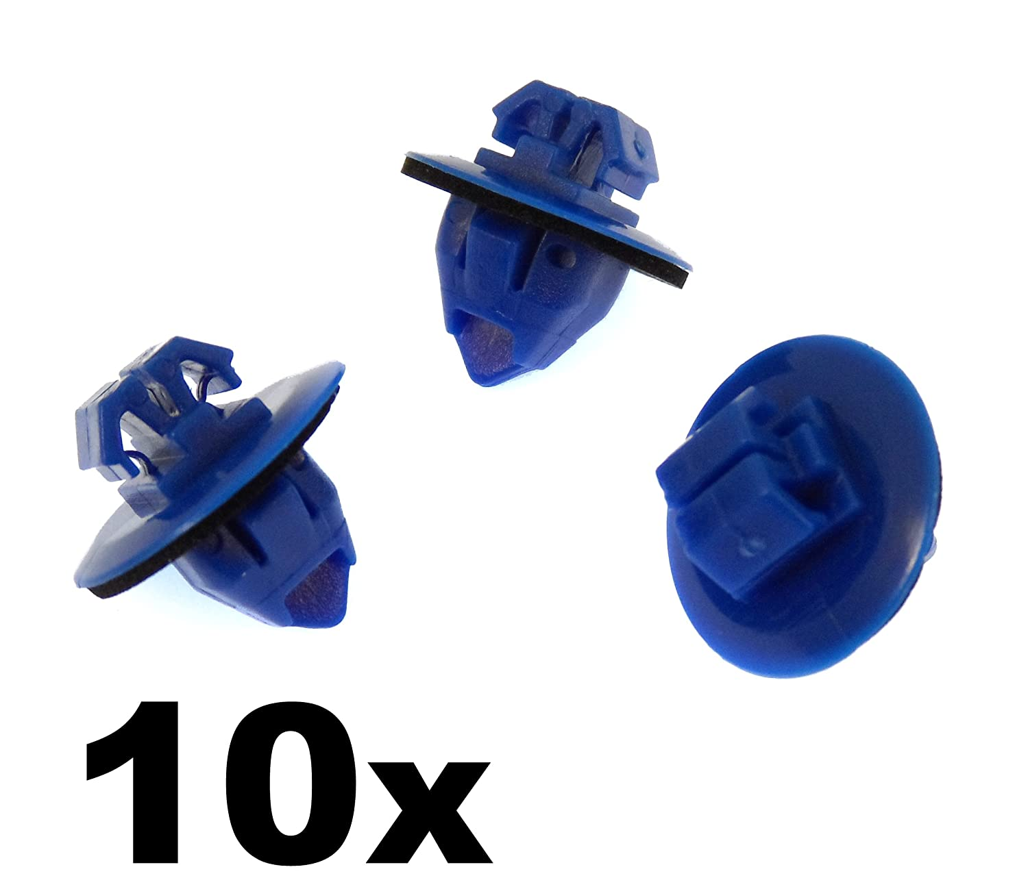 10x Land Cruiser Side Moulding /& Wheel Arch Flare Plastic Trim Clips 75495-35010, 7549535010
