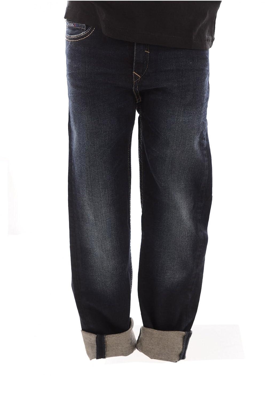 KAPORAL - Jeans enfants et ados boral wanted bleu foncé - 10 12 14 ans - a9ccd3a0ef6
