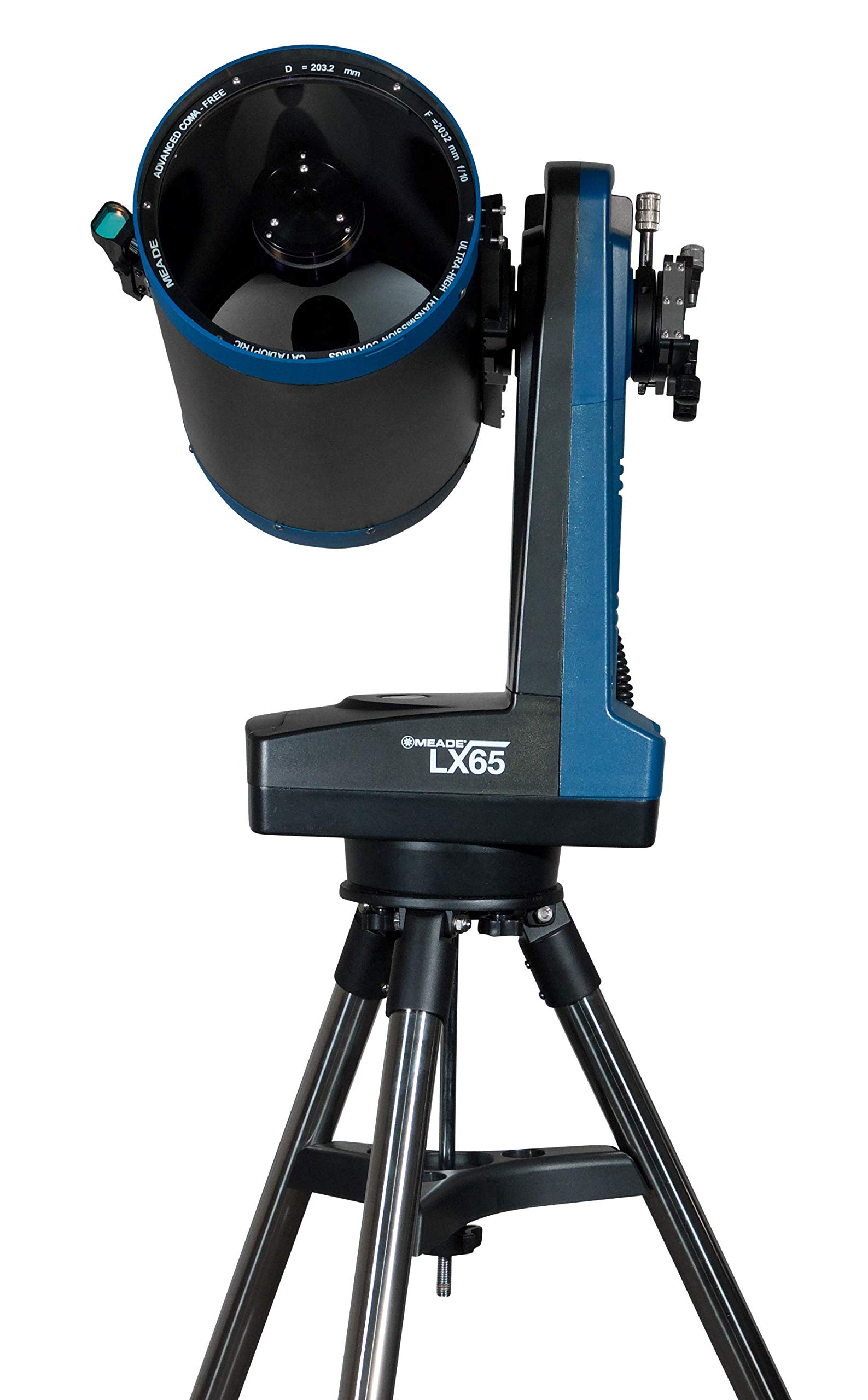 Meade Instruments 228004 Lx65 8 Inch ACF Telescope with AudioStar by MEADE