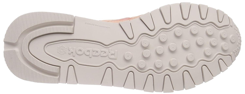 Reebok Damen Classic Leather Leather Leather V69805 Laufschuhe Beige (Desert Stone Weiß) 41 EU 11573d