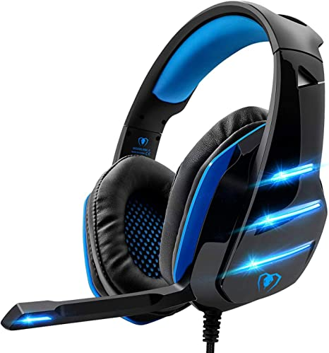 Auriculares para juegos para Xbox One, PS4, Nintendo Switch, PC ...