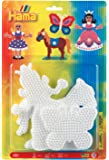 Hama Beads Pegboard Pack - Princess, Horse & Butterfly