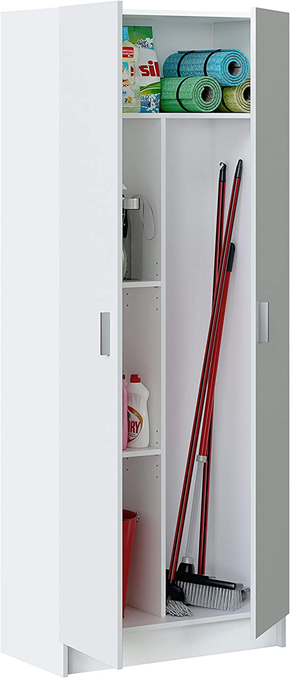 Easy Home Habitdesign Armoire Multi Usages Amazon Fr Cuisine Maison