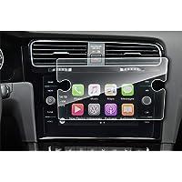 YEEPIN (Volkswagen Golf 7) osłona ekranu nawigacyjnego, folia ochronna ze szkła hartowanego, ochrona ekranu dotykowego…