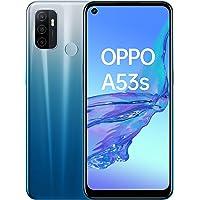OPPO A53S - Smartphone 128GB, 4GB RAM, Dual SIM, Carga rápida 18W - Azul