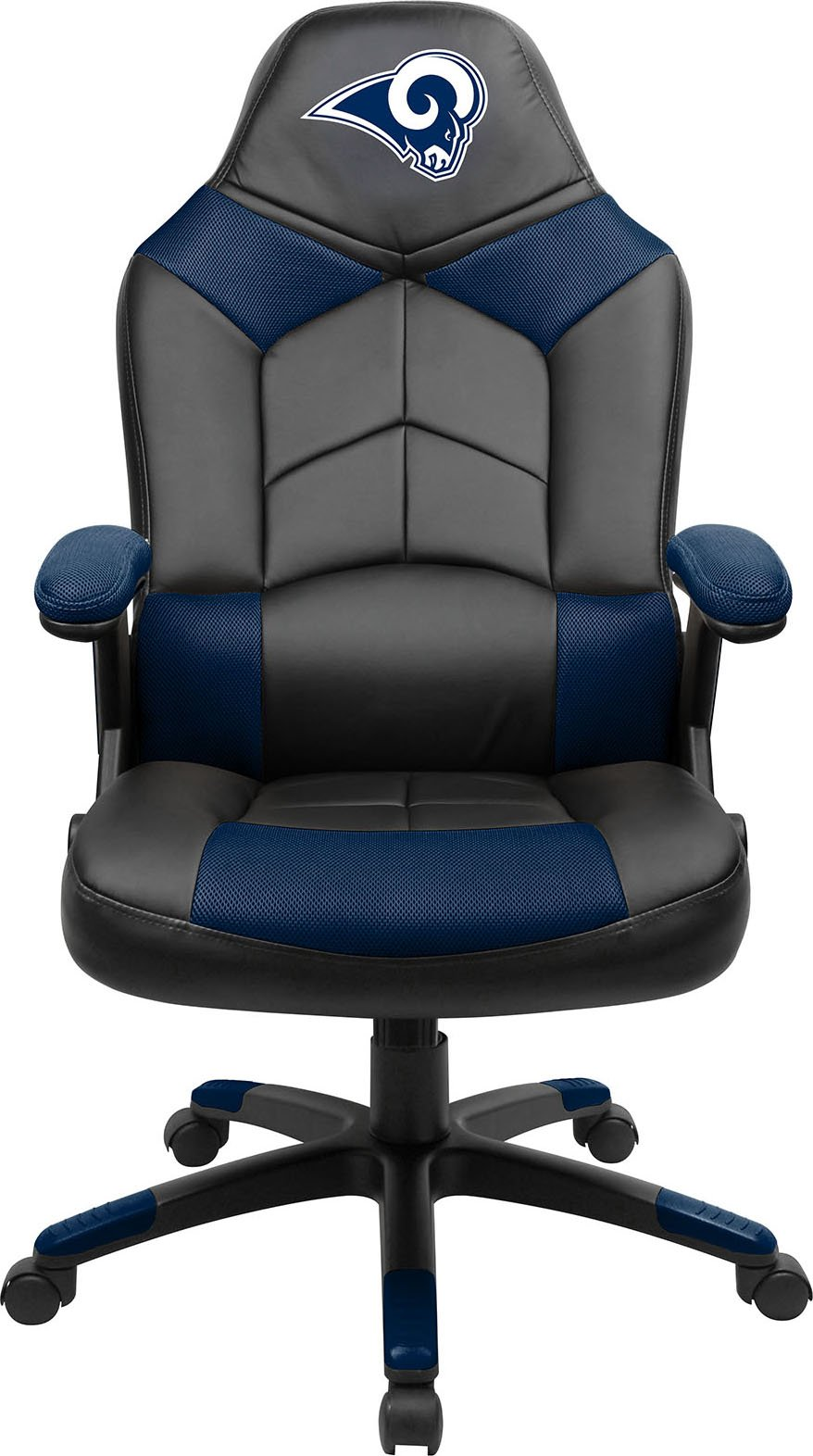Imperial Officially Licensed NFL Furniture; Oversized Gaming Chairs, Los Angels Rams