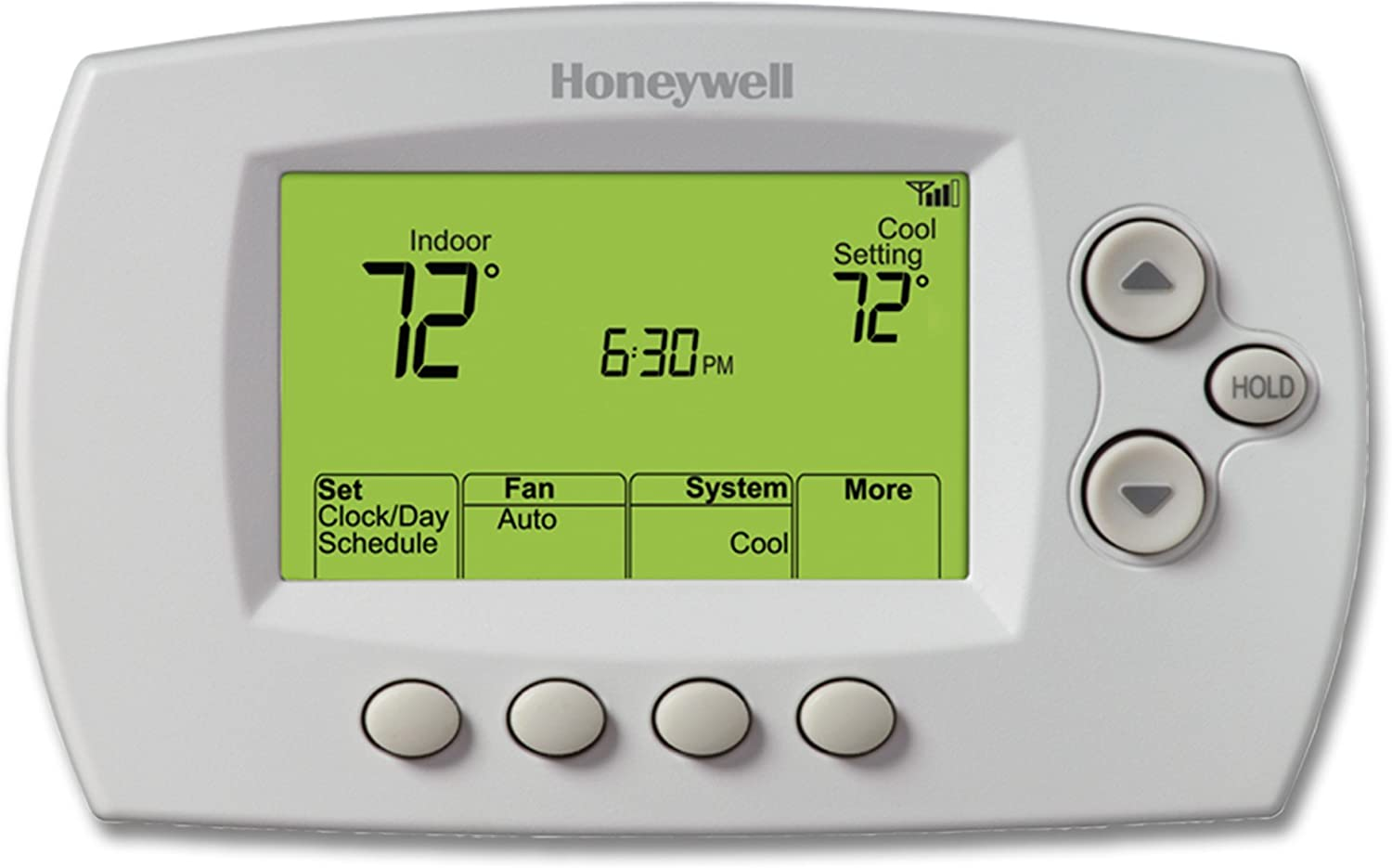 Honeywell RET40E40D10040/U Wi Fi Programmable Thermostat by Honeywell
