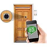 Caméra judas numérique avec fonction Appel, SMS & MMS