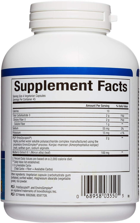 PGX by Natural Factors, WellBetX Plus Mulberry, 180 Vegetarian Capsules (45 servings)