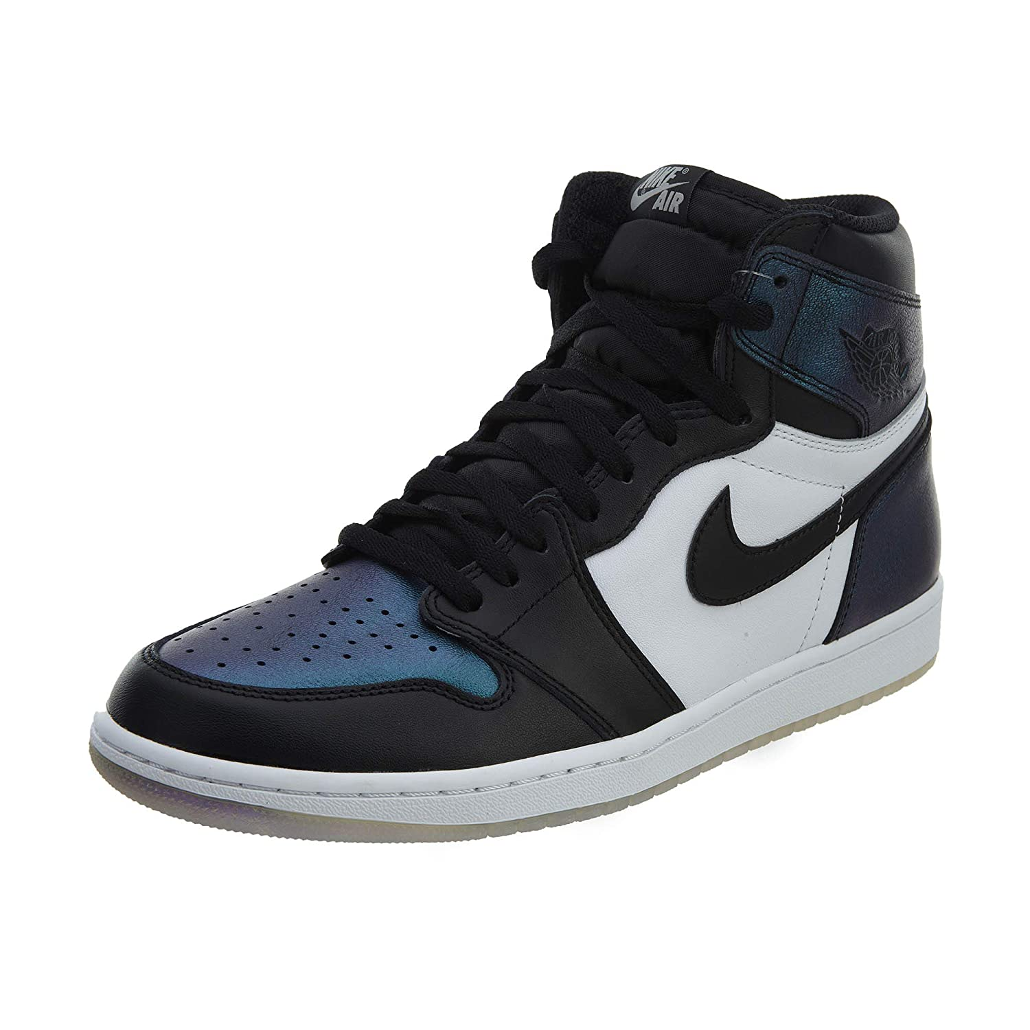0dc83a1ff7f NIKE Air Jordan 1 Retro High OG AS Mens Hi Top Basketball Trainers 907958 Sneakers  Shoes: Amazon.co.uk: Shoes & Bags