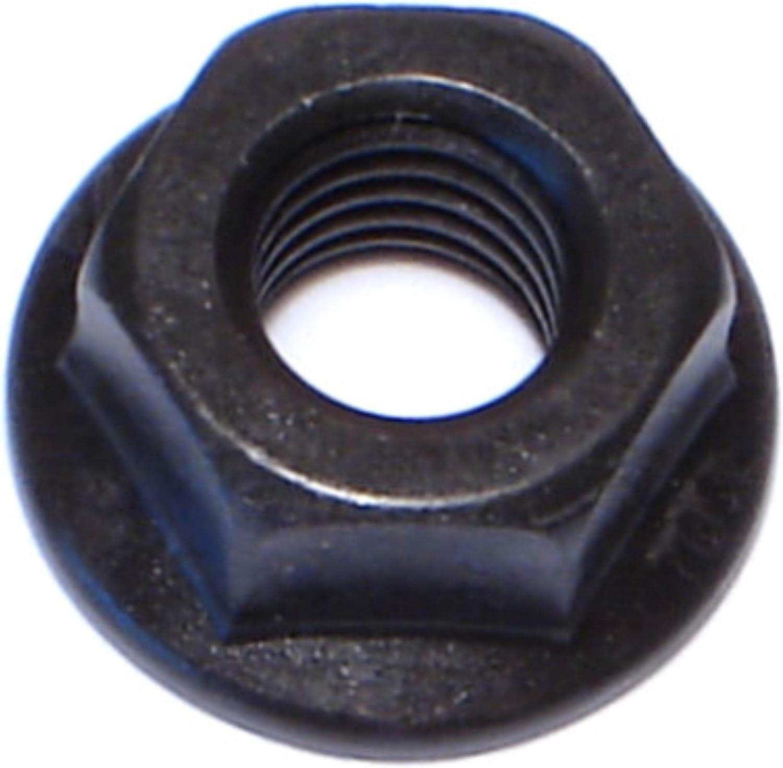 Piece-318 Hard-to-Find Fastener 014973330064 Class 10 Flange Nuts 8mm-1.25