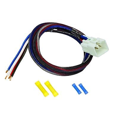 Tekonsha 3040-S Brake Control Wiring Adapter for Toyota: Automotive