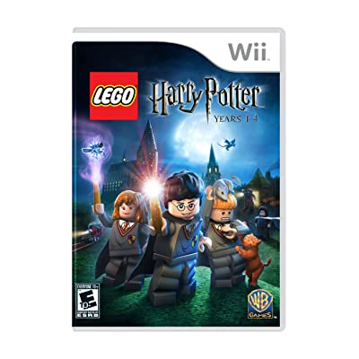 LEGO Harry Potter: Years 1-4 - Nintendo Wii: Whv Games: Video Games